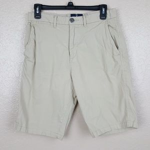 American Eagle Prep Men's Flat Front Shorts Size 2